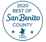 2019, Best of San Benito
