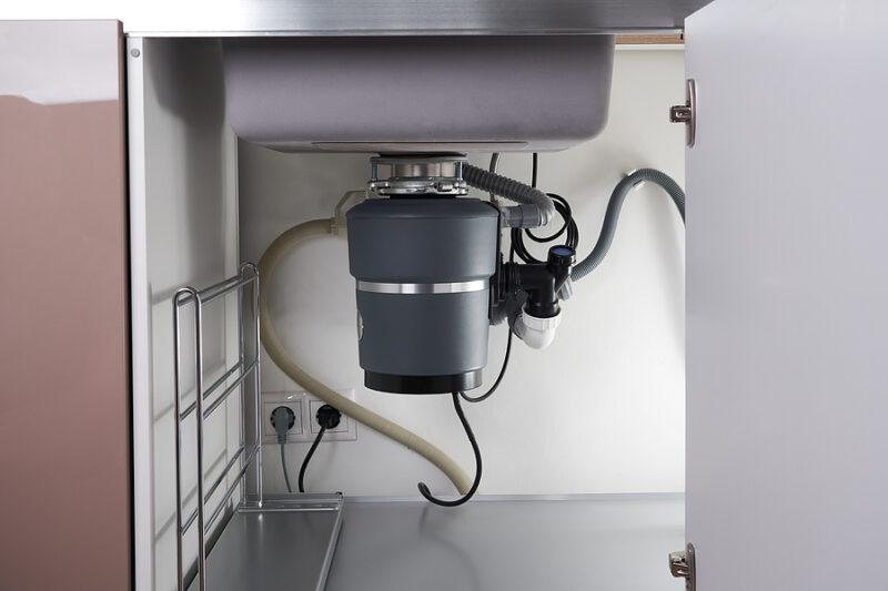 plumbing services garbage disposal